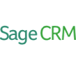 Logo Colour: Sage CRM