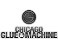 Logo Grayscale: Chicago Glue & Machinery