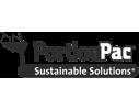 Logo Grayscale: Portionpac