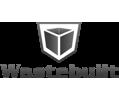 Logo Grayscale: Wastebuilt