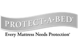 Logo Grayscale: Protect A Bed
