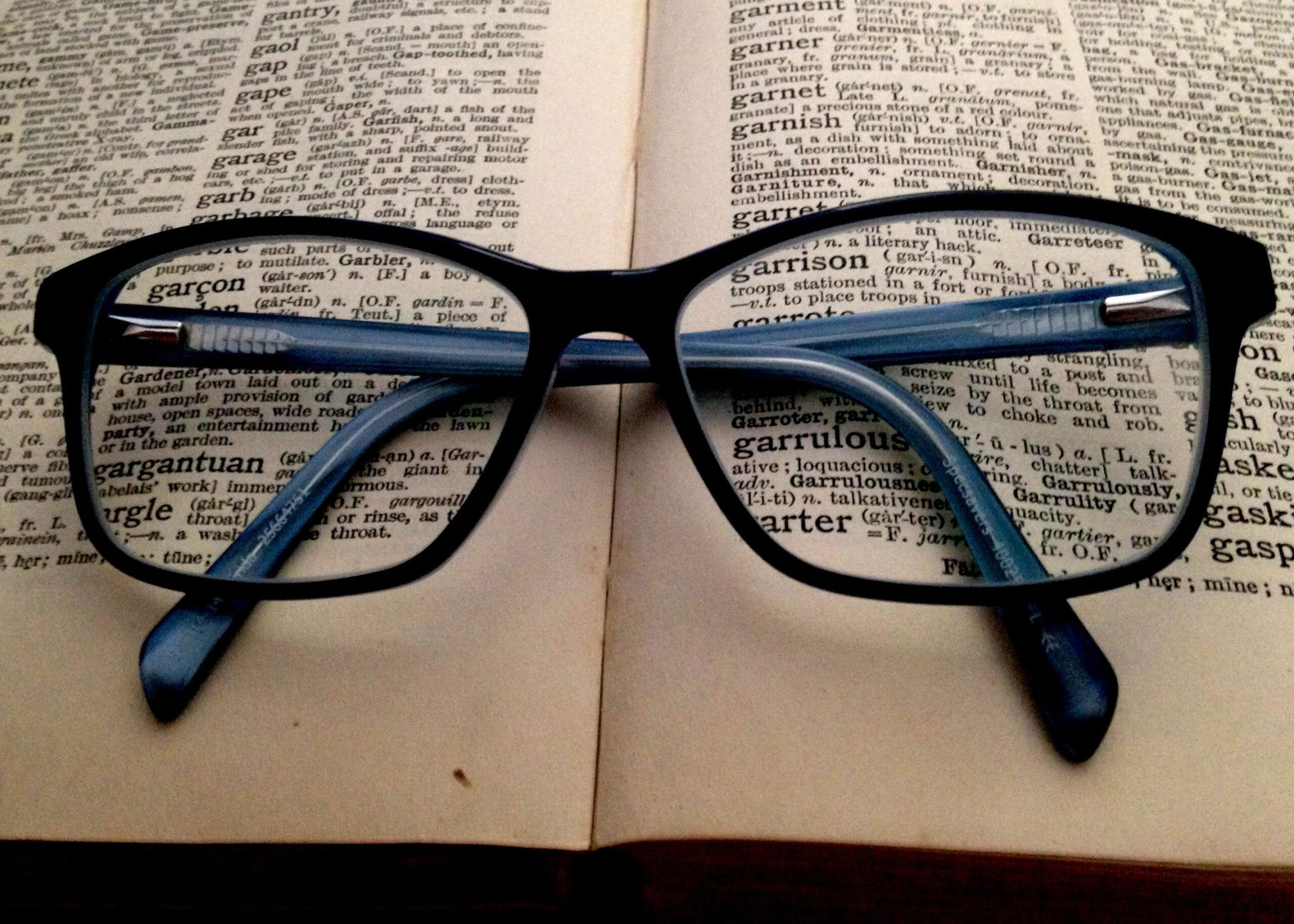 Glasses to inspect additional data